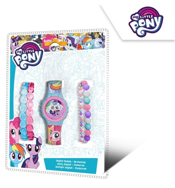 MY  LITTLE PONY DIGITAL ARMBÅNDSUR