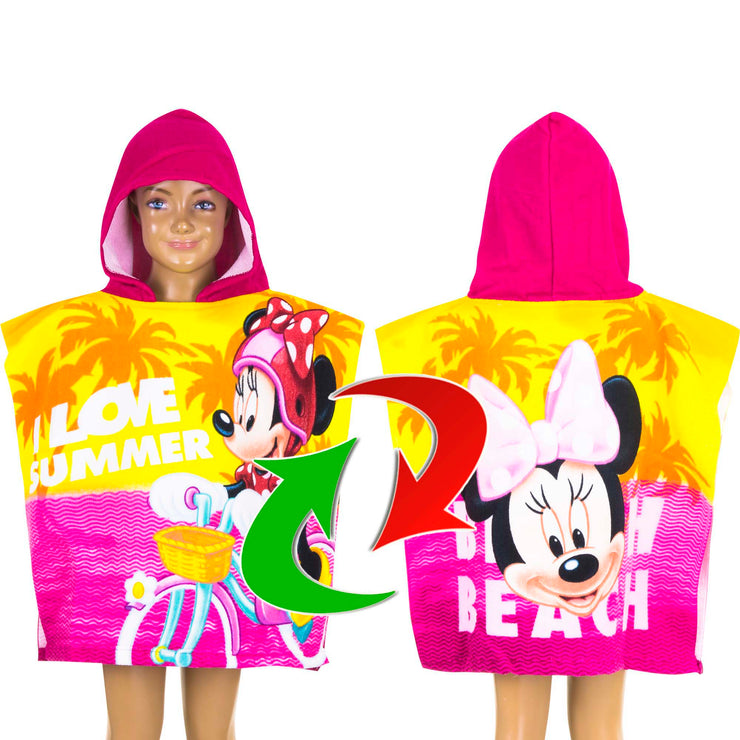 Disney Minnie Mouse badeponcho