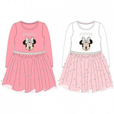 Officiel Disney Minnie  kjole pink