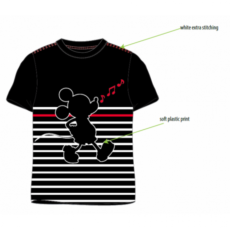 Officiel Disney Mickey  tøj