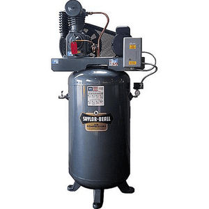 15 HP Piston Compressor