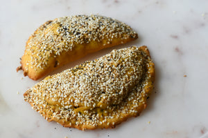 """Everything Bagel"" Hand Pies"