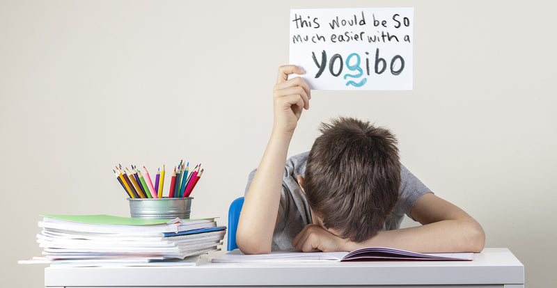 Start the Semester With Yogibo