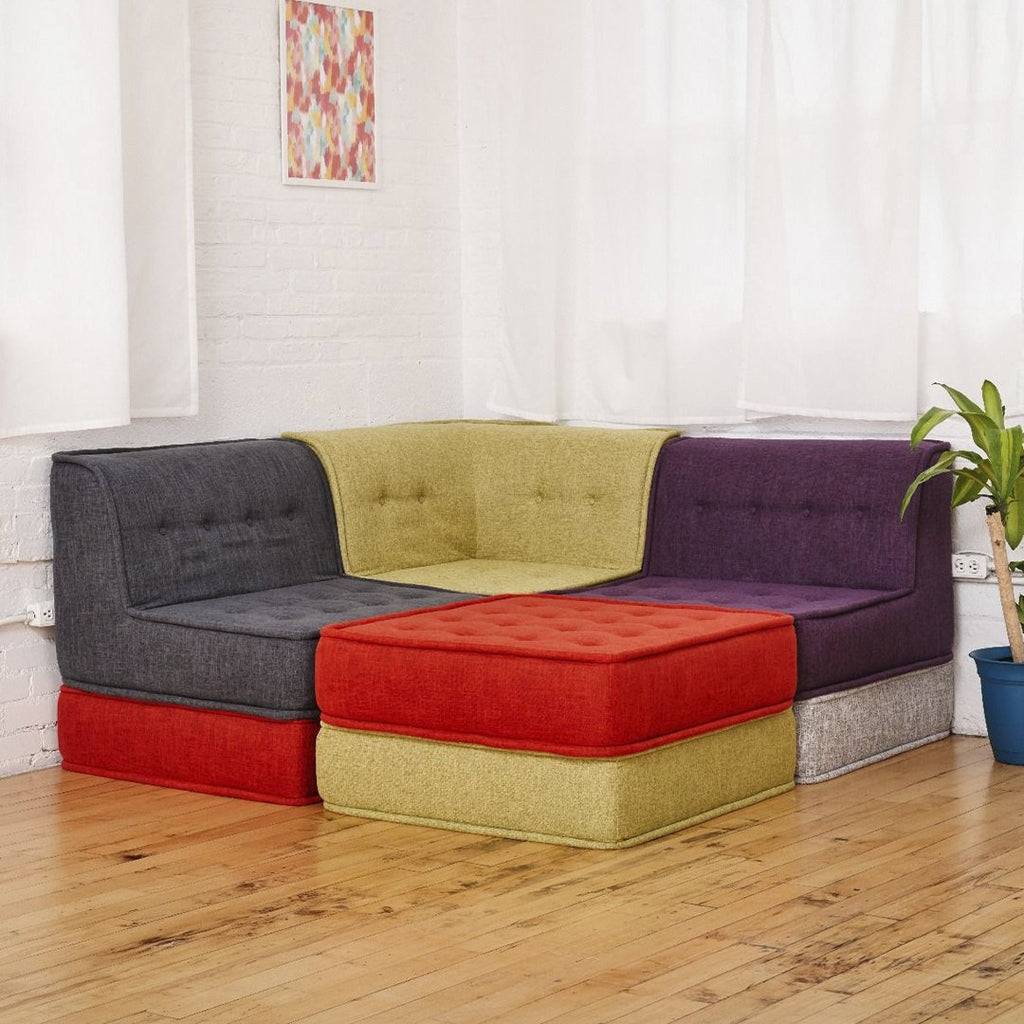 Square Couch Bundle - Modju Couch