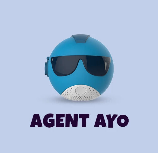 Agent Ayo - Jogoball Sleeve & Content Pack