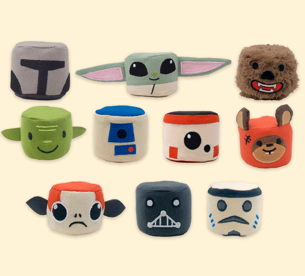 Star Wars™ Squeezibo 3-Pack