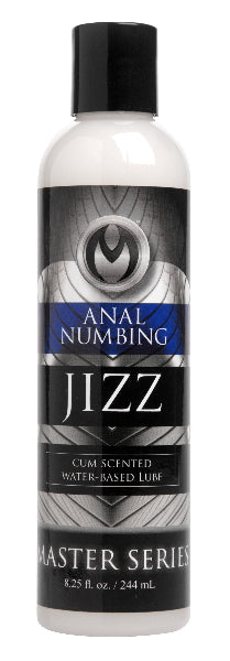 Jizz Cum Scented Desensitizing Lube 8.5oz