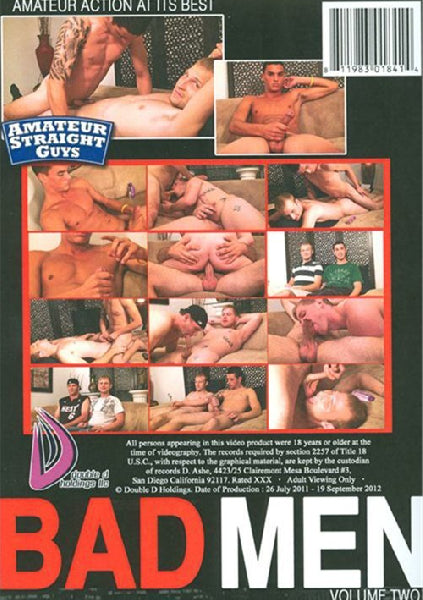 Amateur Straight Bad Men 2