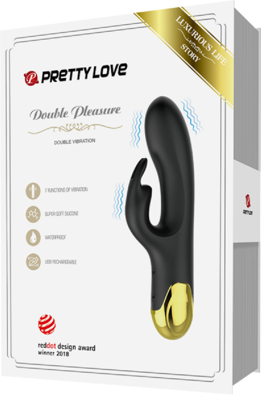 Double Pleasure (Black)