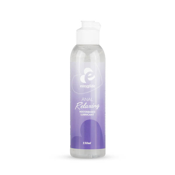 EasyGlide Anal Relaxing Lube - Water Based Anal Relaxing Lubricant - 150 ml Bottle