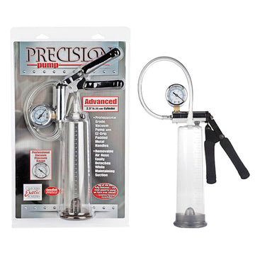 Precision Pump Advanced 2 - Clear Penis Pump