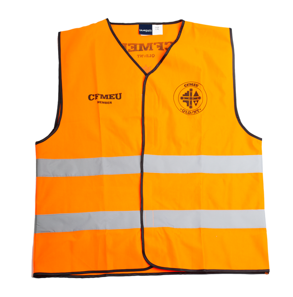 Hi Vis Day/Night Safety Vest