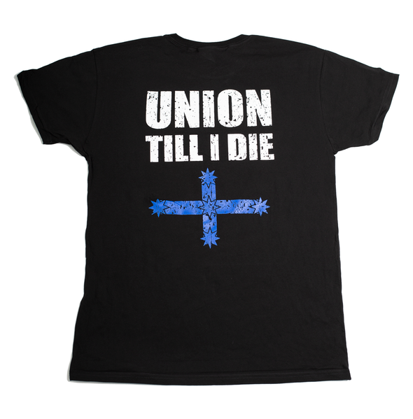 Union Till I Die Tee - Black