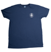 We Built This City Tee - Navy Blue