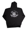 Youth Crew Zip Hoodie - Black