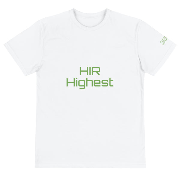HIR Highest Sustainability T-Shirt