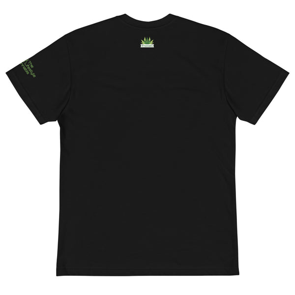Trannabis Text Sustainability T-Shirt