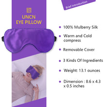 Load image into Gallery viewer, Silk Eye Pillow
