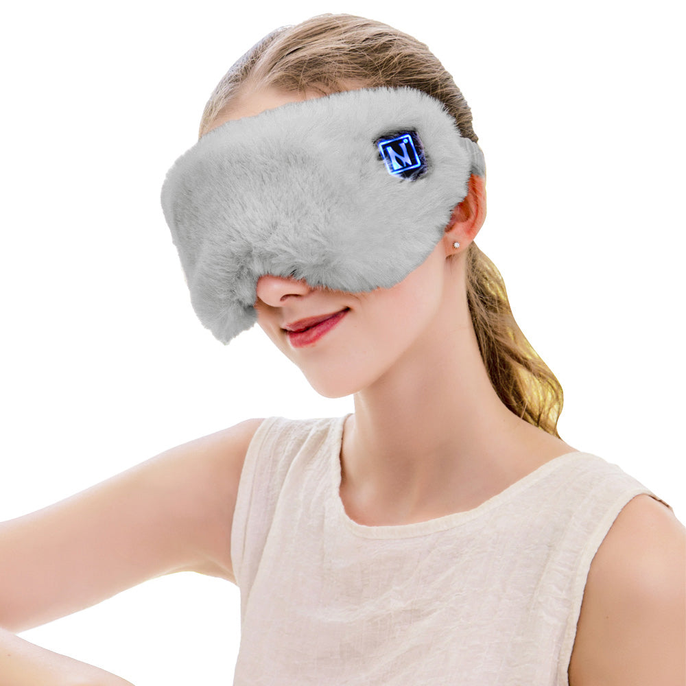 Traveling Eye Mask | Cordless Heated Eye Mask | Aromaseason