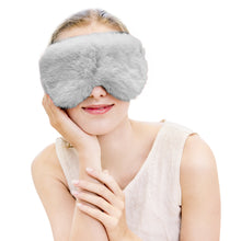 Load image into Gallery viewer, Traveling Eye Mask | Cordless Heated Eye Mask | Aromaseason