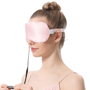 Aromatherapy Silk Eye Mask