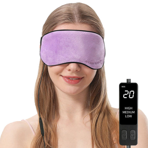Warm Compress for Puffy Eyes