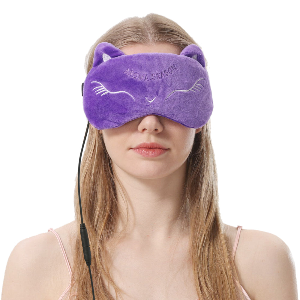 hot steam eye mask