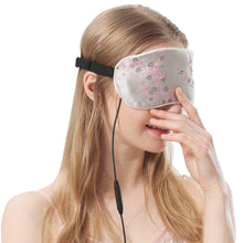 Load image into Gallery viewer, Heated Silk Eye Mask
