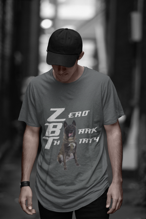 "Zero ""Bark"" Thirty Athletic T-Shirt"