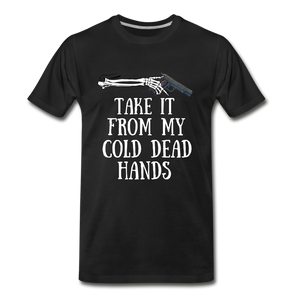 From My Cold Dead Hands - black