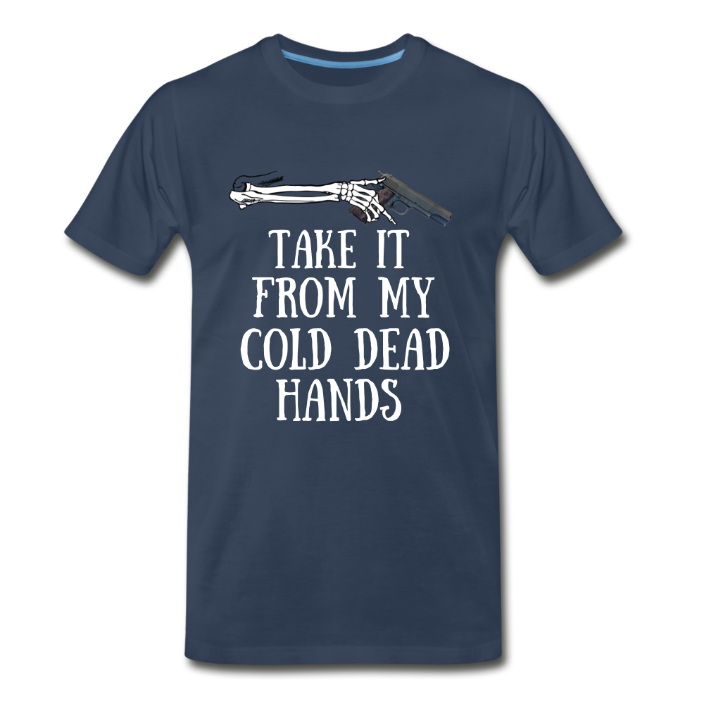 From My Cold Dead Hands - navy