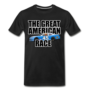 The Great American Race - black