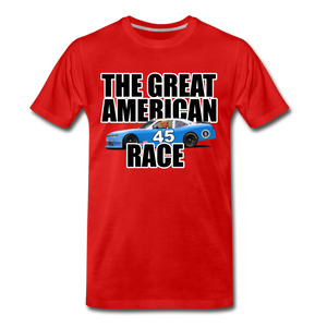 The Great American Race - red