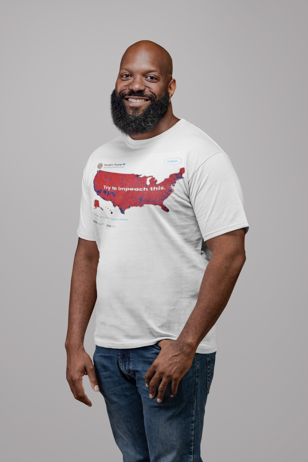 Impeach This Patriotic Shirt