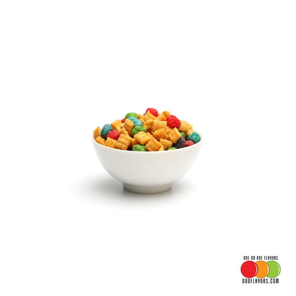 Captain n' Berries Cereal Type Flavored Liquid Concentrate