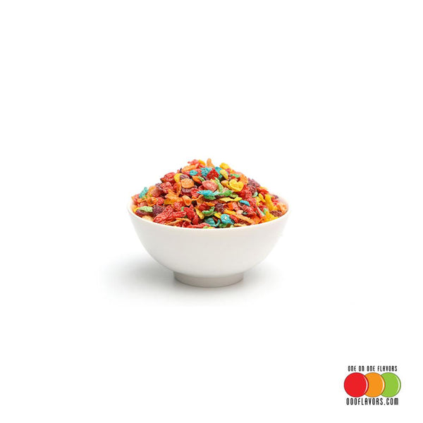 Fruity Flakes Cereal Type Flavored Liquid Concentrate