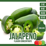 Jalapeno (Emulsion) Flavored Liquid Concentrate OOOFLAVORS.COM A very flavorful and spicy flavor!