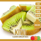 Kiwi (Emulsion) Flavored Liquid Concentrate OOOFLAVORS.COM   •ÈÀSweet and tart flavor!