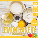 Lemon Bakery (Emulsion) Flavored Liquid Concentrate OOOFLAVORS.COM