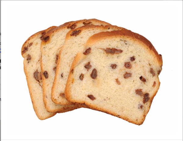 Raisin Bread Flavoured Liquid Concentrate