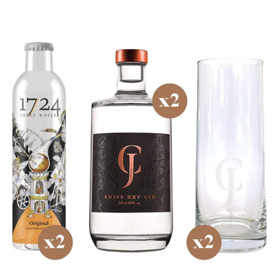 JC 20cl Full SET - 1724 jc-gin