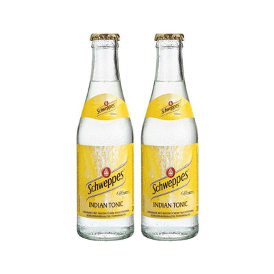 JC 20cl Full SET - Schweppes Indian Tonic jc-gin