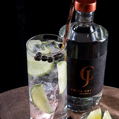 JC Full SET - Fever-Tree Indian jc-gin