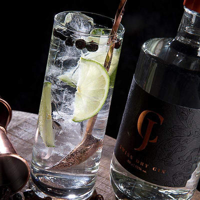 JC Full SET - Fever-Tree Mediterranean jc-gin