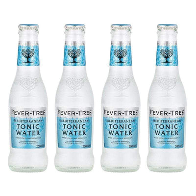 JC - Swiss Dry Gin SET Fever-Tree Mediterranean + JC-Gläser jc-gin