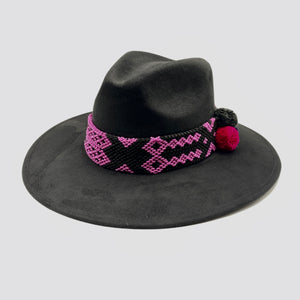 Frida Hat Black