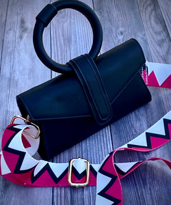 Zig Zag Straps For Purses
