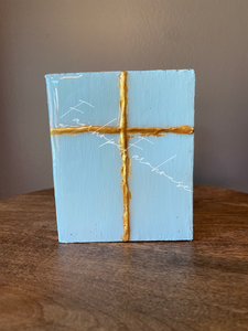 Hand painted cross - Small
