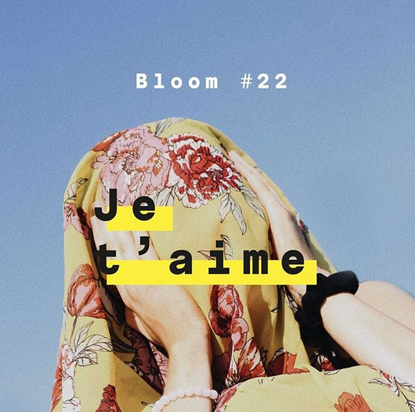 Je t'aime - Bloom #22