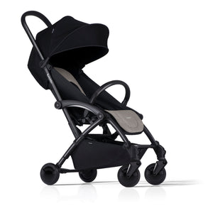 Bumprider Connect Black | TRIPLET Beige 2in1 Travel System